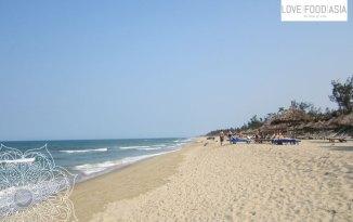Der Strand von An Bang