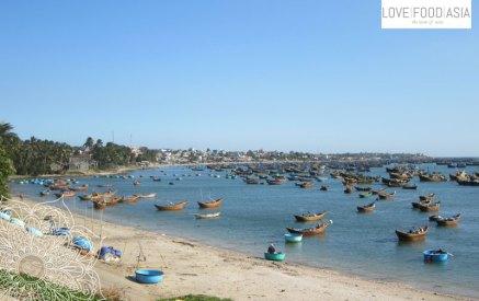 Mui Ne fishers village