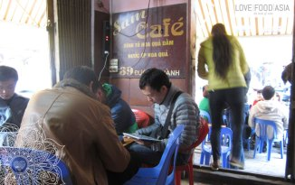 Coffee in Hanoi