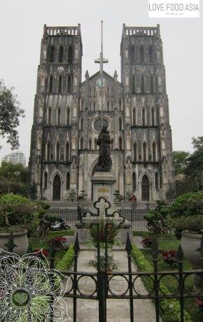 St. Josephs Cathedral Hanoi