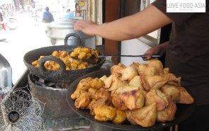 Kathmandu Street Food
