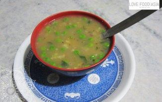 Nepalese veggie soup
