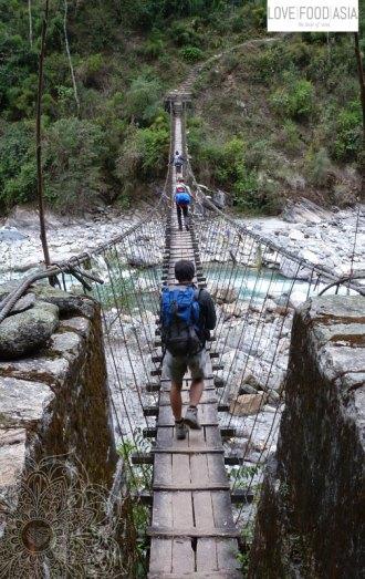 One more suspension bridge