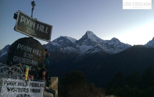 Surise at Poon Hill