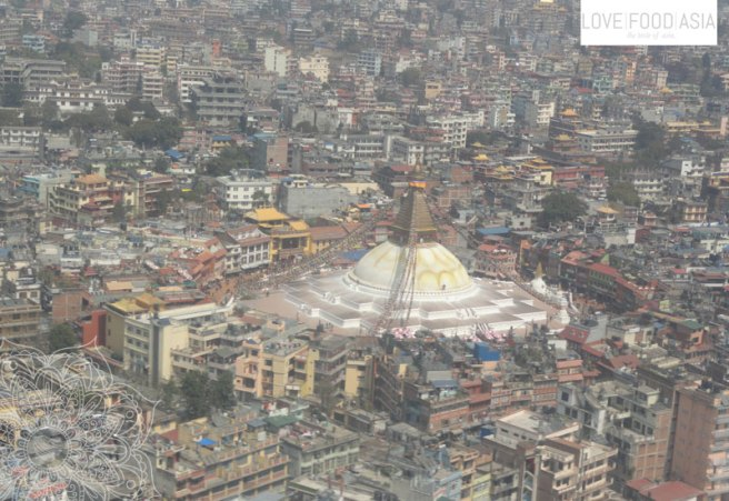 Sightseeing in Kathmandu