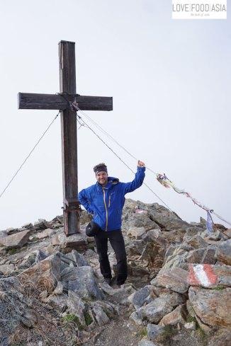 Ich am Pirchkogel (2.828 m)