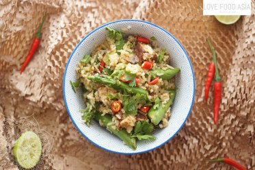 Vietnamesischer gebratener ReisVietnamesischer gebratener Reis