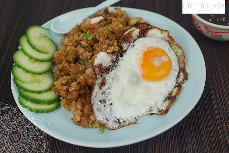 Indonesisches Nasi Goreng