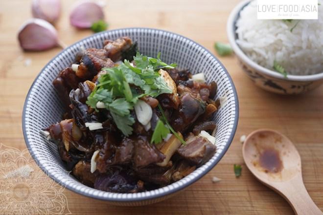 Thai Crispy Pork with Garlic