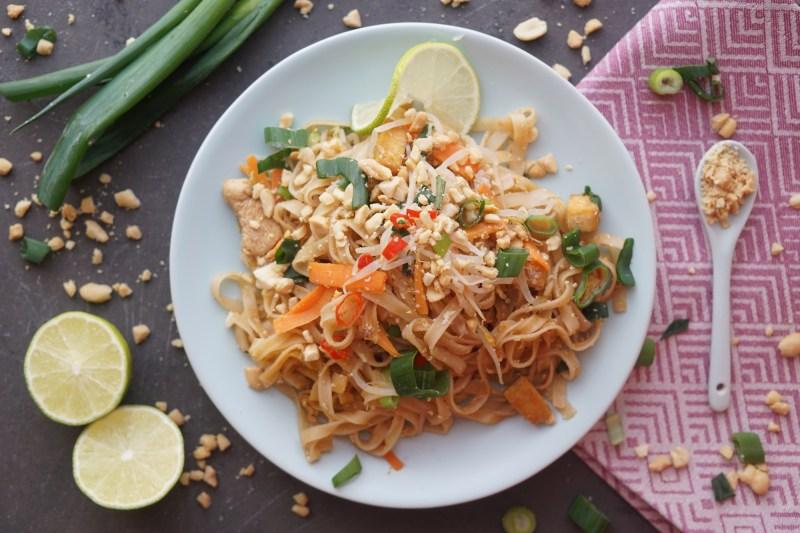Pad Thai (The Best Authentic Thai Recipe)