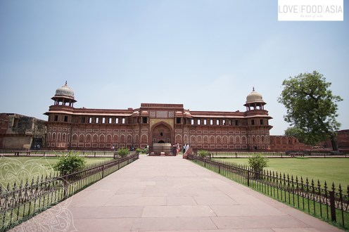 Agra Red Fort