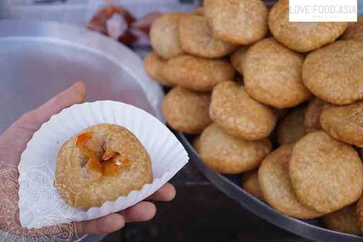 Indian Street Food: Khasta Kachori