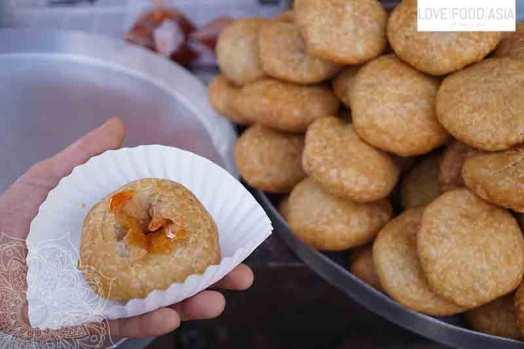Street Food aus Rajasthan: Khasta Kachori