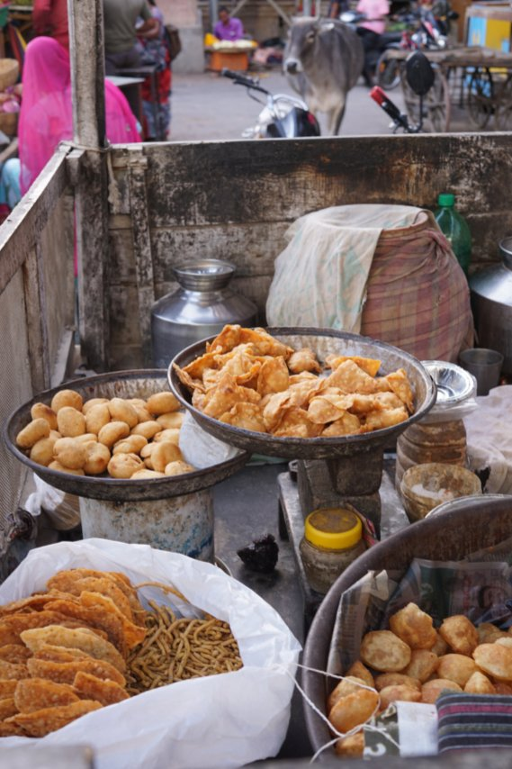 Street Food: Kachori