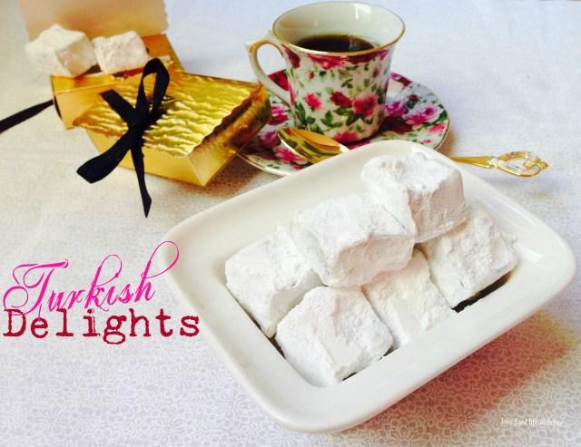 Turkish New Year Turkish Delights