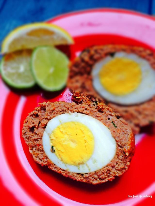 indian scotch eggs