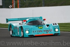 The Leyton House Porsche 962