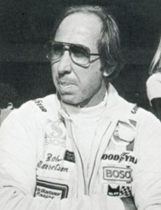 1981 Daytona 24H Winner Bob Garretson