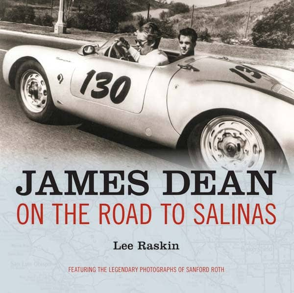 James Dean - On the road to Salinas Book Cover