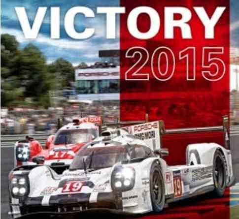 Porsche Victory 2015 Rene de Boer Tim Upietz