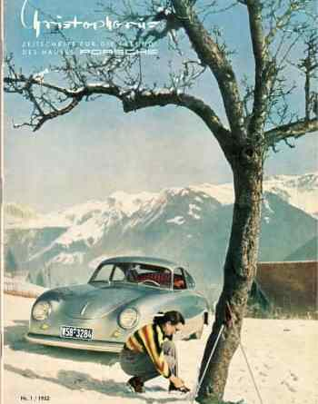 1952 Porsche Christophorus Magazine