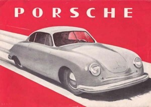Porsche Gmünd Brochure