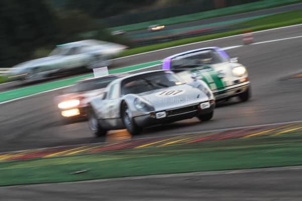 2014 Spa 6h / Tania Mann / Porsche 904