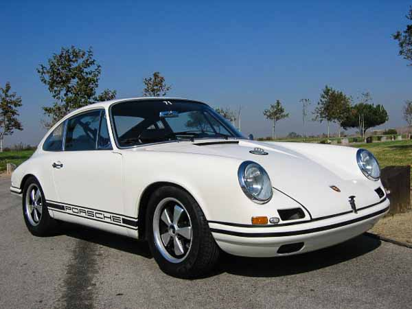 Porsche 911R (picture by European Collectibles)