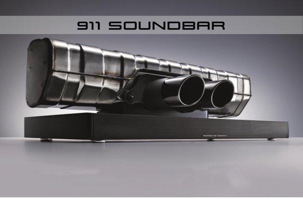 911 Soundbar by Porsche Design