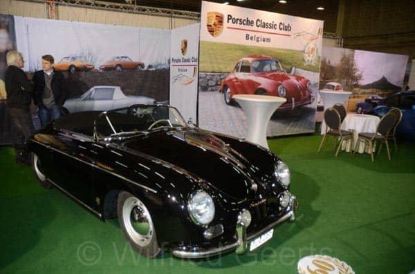 Porsche Club Classic Belgium Exhibiton