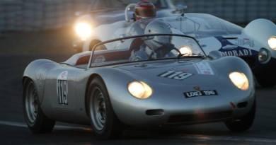 ex Jean Behra Porsche 817 RSK