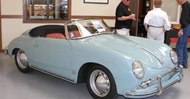 Open House CPR California Porsche Restorations