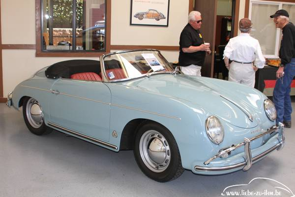 Open House CPR California Porsche Restorations