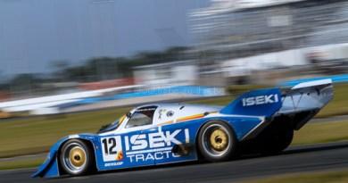 1984 Porsche 956. GTP2. Russell Kempnich.