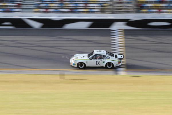 J.F. Dirickx / Porsche 911 RS 3.0