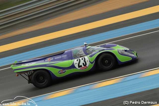Porsche 917-021 Le Mans Classic