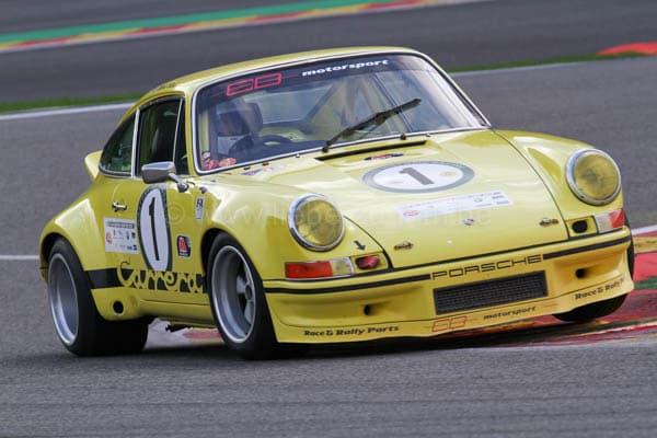 Mark Bates / Porsche 911 RSR