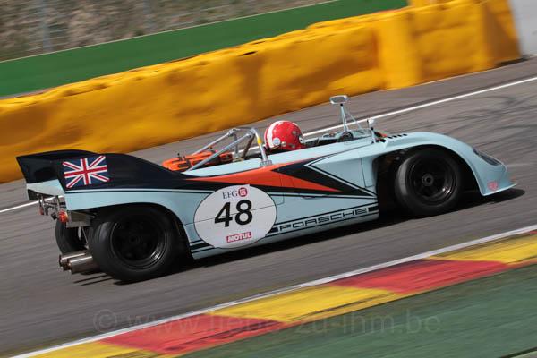 Spa Classic 2014 / Peter Vögele / Porsche 908/3