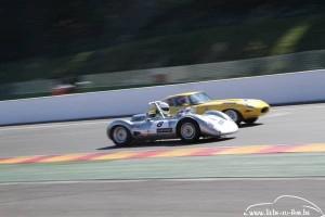 Spa Classic 2012 Peter Auto