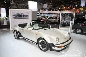 Technoclassica 2013 vPorsche 911 Turbo Cabriolet