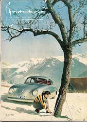 1952 Porsche Christophorus 1