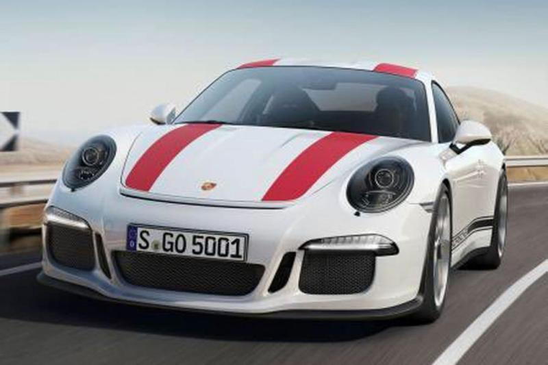 911R Pictures leaked?