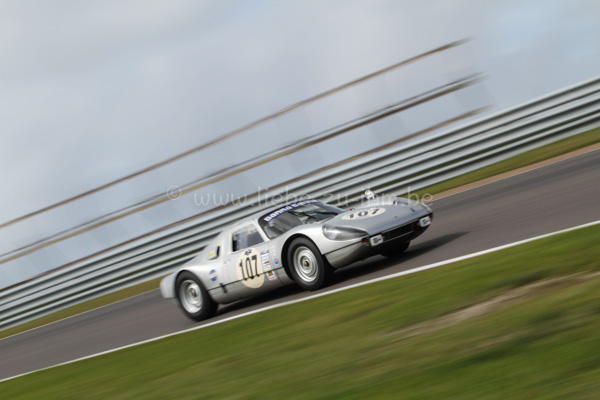 2014 Zandvoort Historic GP / Roman Caresani / Porsche 904