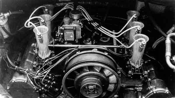 Six-cylinder engine 911 R 2,0 Coupé, 1967, Porsche AG