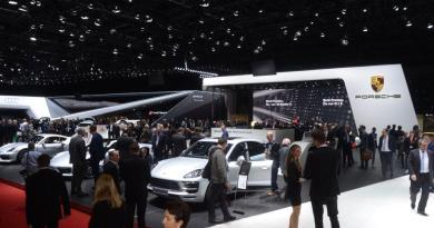 2016 Geneva Motorshow