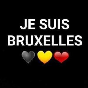 Je suis Bruxelles