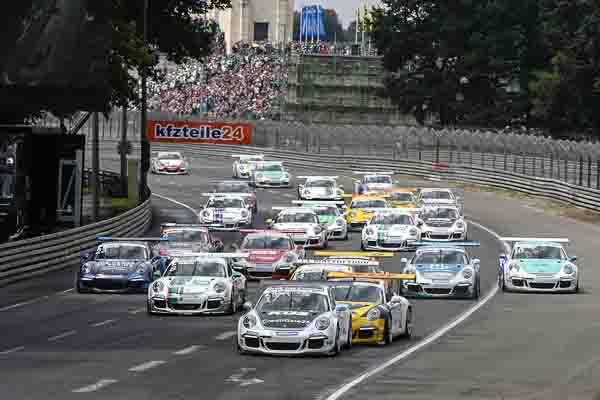 Porsche Carrera Cup Germany new initiatives for 2016 season