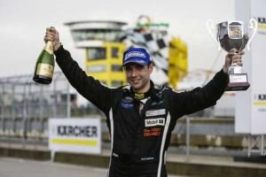 Rolf Ineichen (CH), B-Champion, Porsche Carrera Cup Deutschland