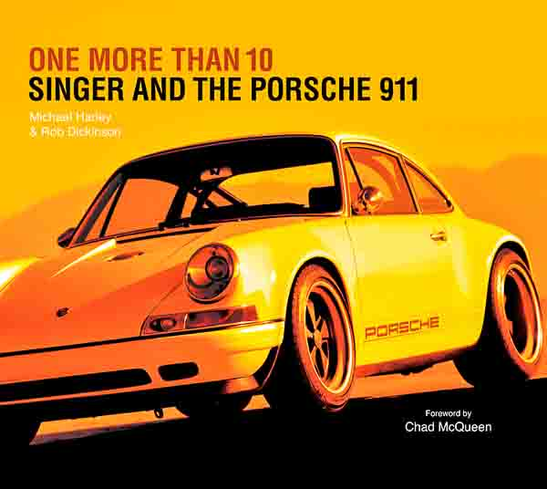 Singer and the Porsche 911 Book Cover