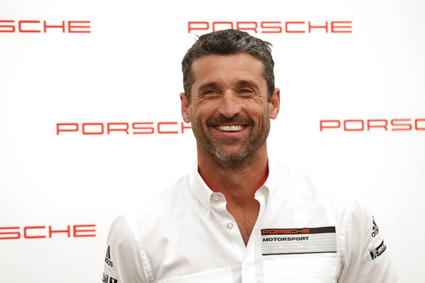Interview With Hollywood Star And Race Driver Patrick Dempsey